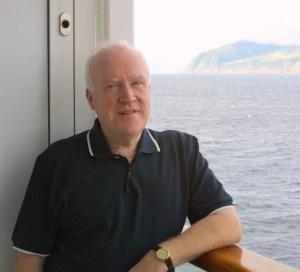 Brad Fleming author pic
