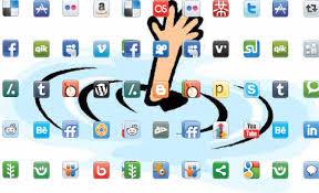 drowning in social media 1