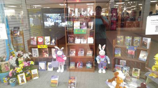 Iowa Book Source display window